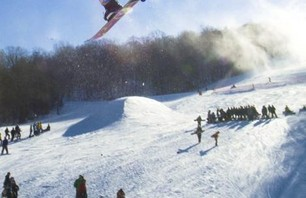 Main Event Hip Hop Rail Jam - Sugarbush, Vermont Photo 0011