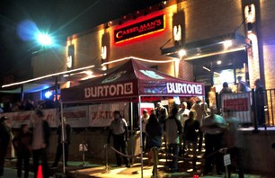 Photos: Burton World Premiere of \