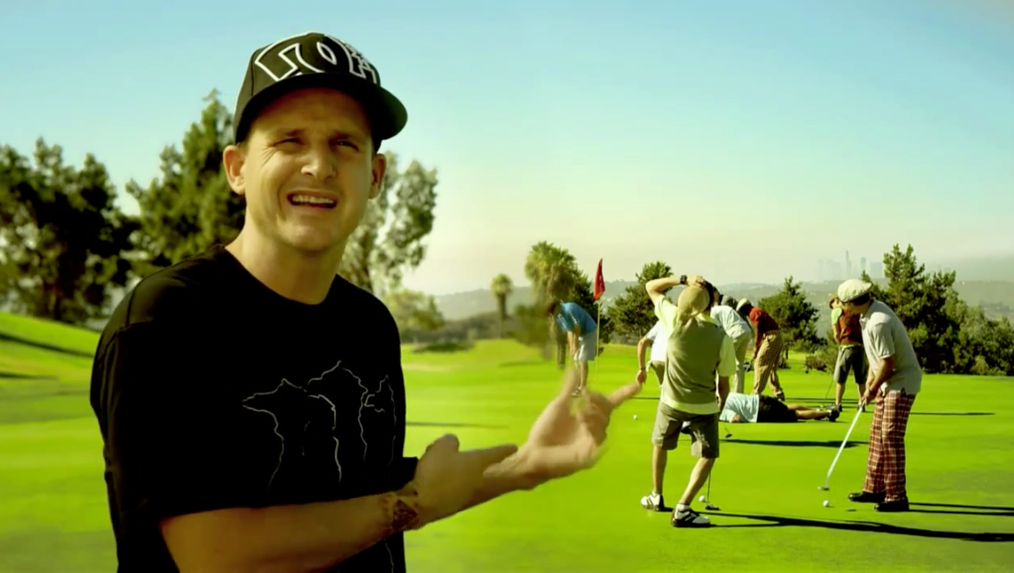 Rob Dyrdek\'s ESPN Street League Commercial