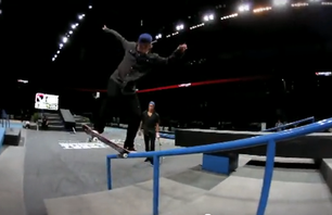 Shane O\'Neill is a Street League Pro