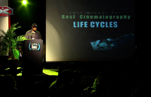 \'Life Cycles\' wins best film at X Dance!