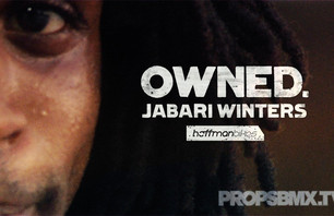 Owned 2011 - Jabari Winters Behind the Scenes 1
