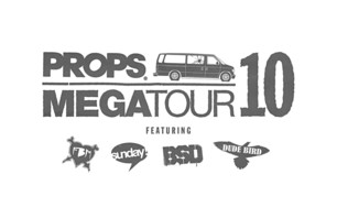 Megatour 10 Trailer