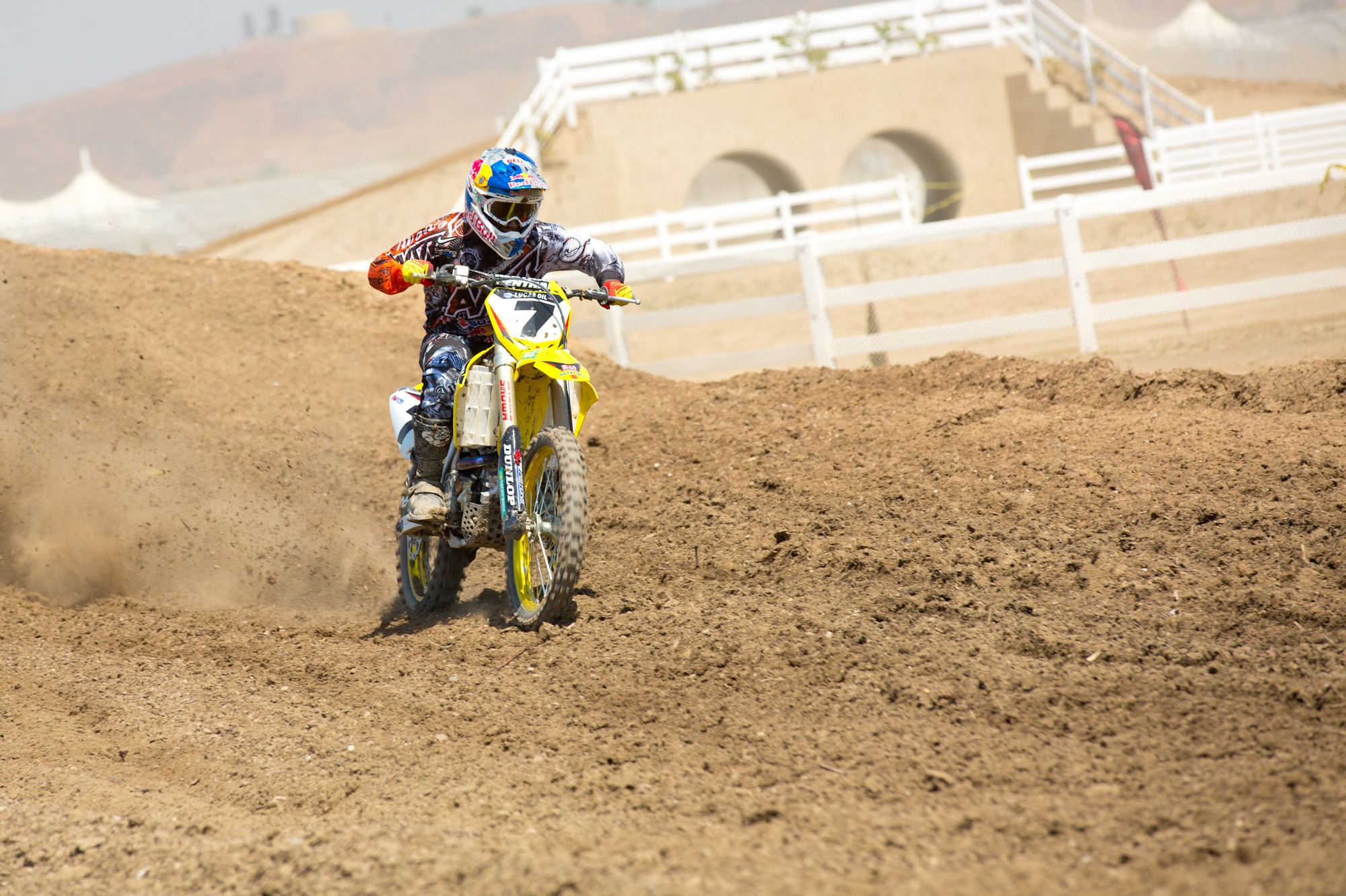 Racer X Films:  James Stewart