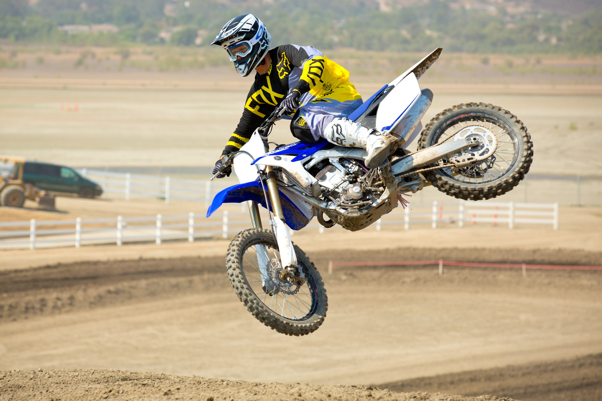 Racer X Tested:  2013 YZ250F