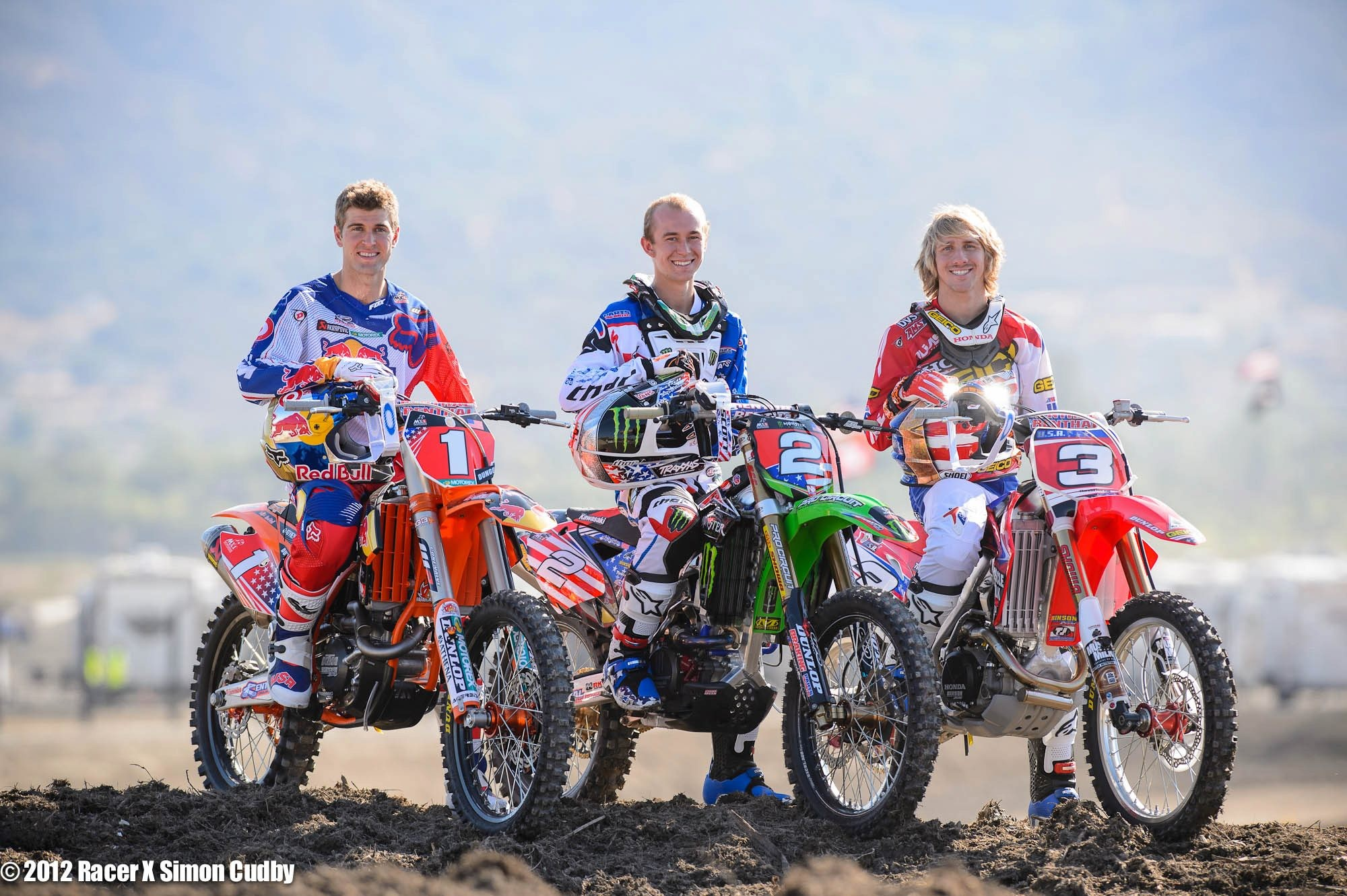 Racer X Films:  Team USA