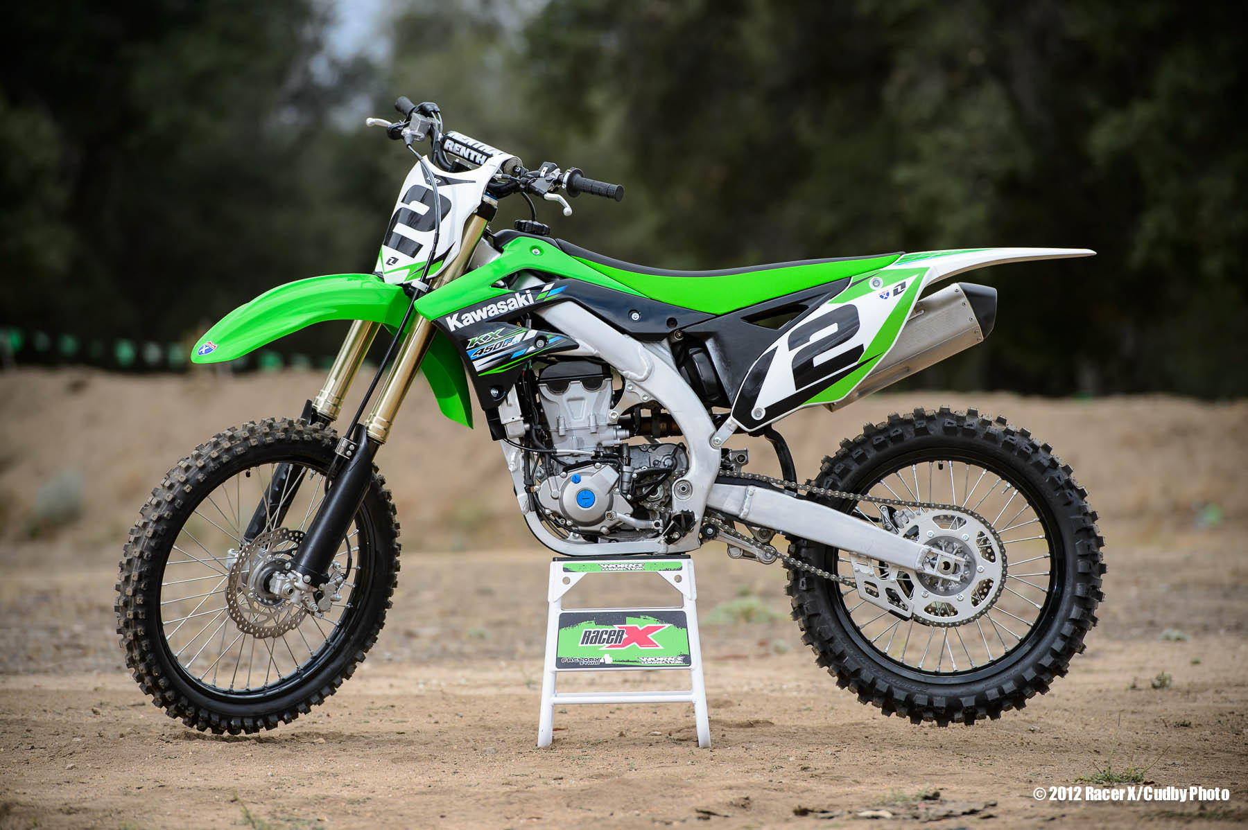 Racer X Tested:  2013 Kawasaki Setup Tips