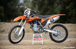 Racer X Tested:  2013 KTM Setup Tips