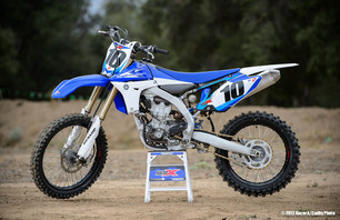 Racer X Tested:  2013 Yamaha Setup Tips