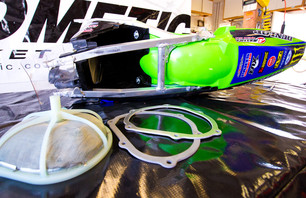 Racer X Tested:  Air Filter Back Fire Screen removal