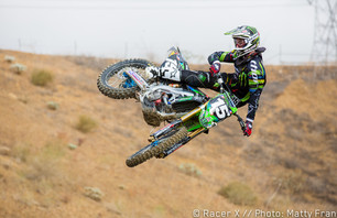 Racer X Films: Monster/Pro Circuit/Kawasaki Photoshoot