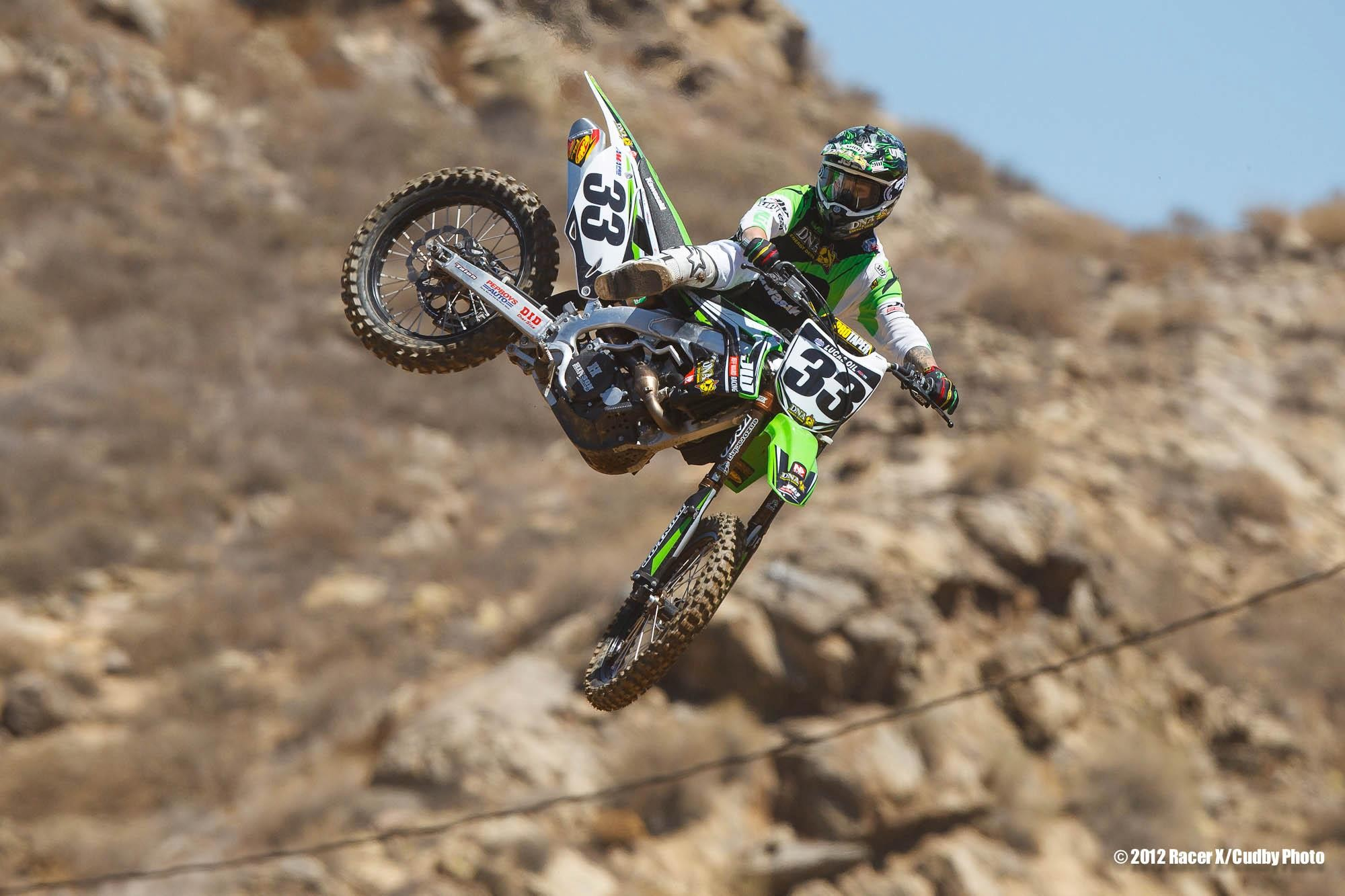 Racer X Films:  Surfercross, Day 1