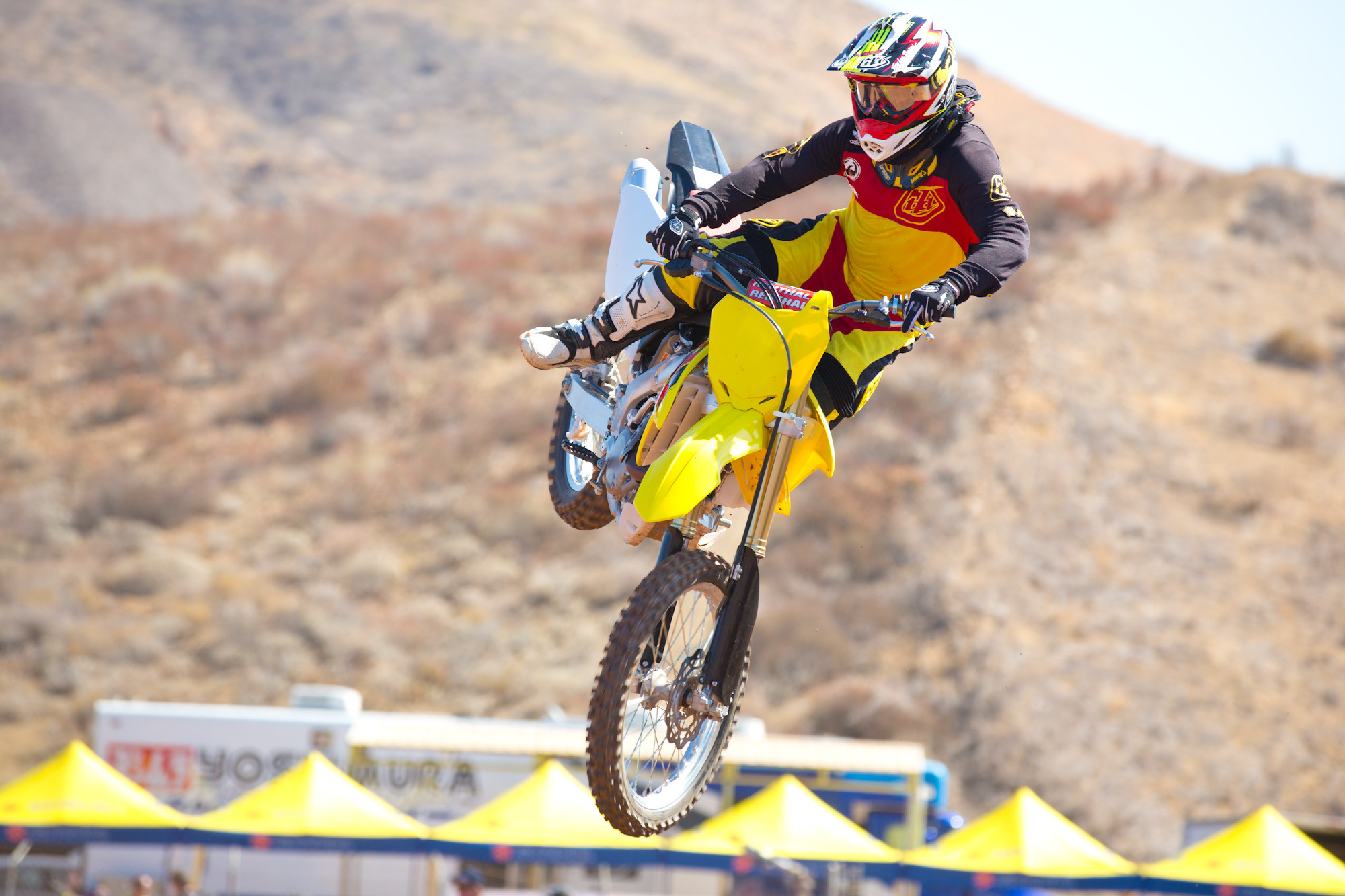 Racer X Tested: 2013 RM-Z450 Intro