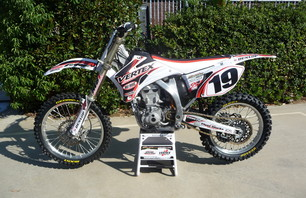 Racer X Tested: 2007 YZ450