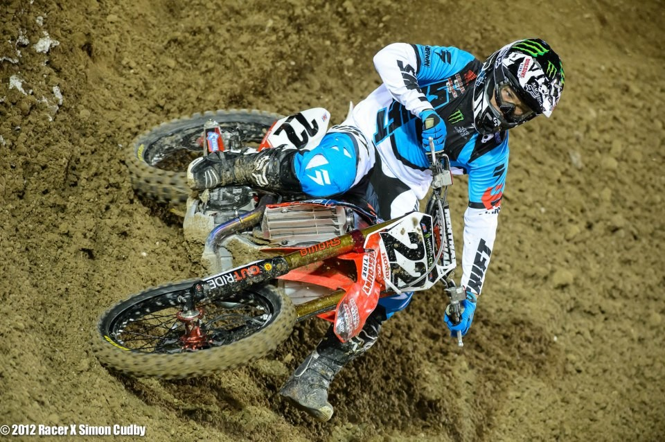 Racer X Films: MEC, Chad Reed