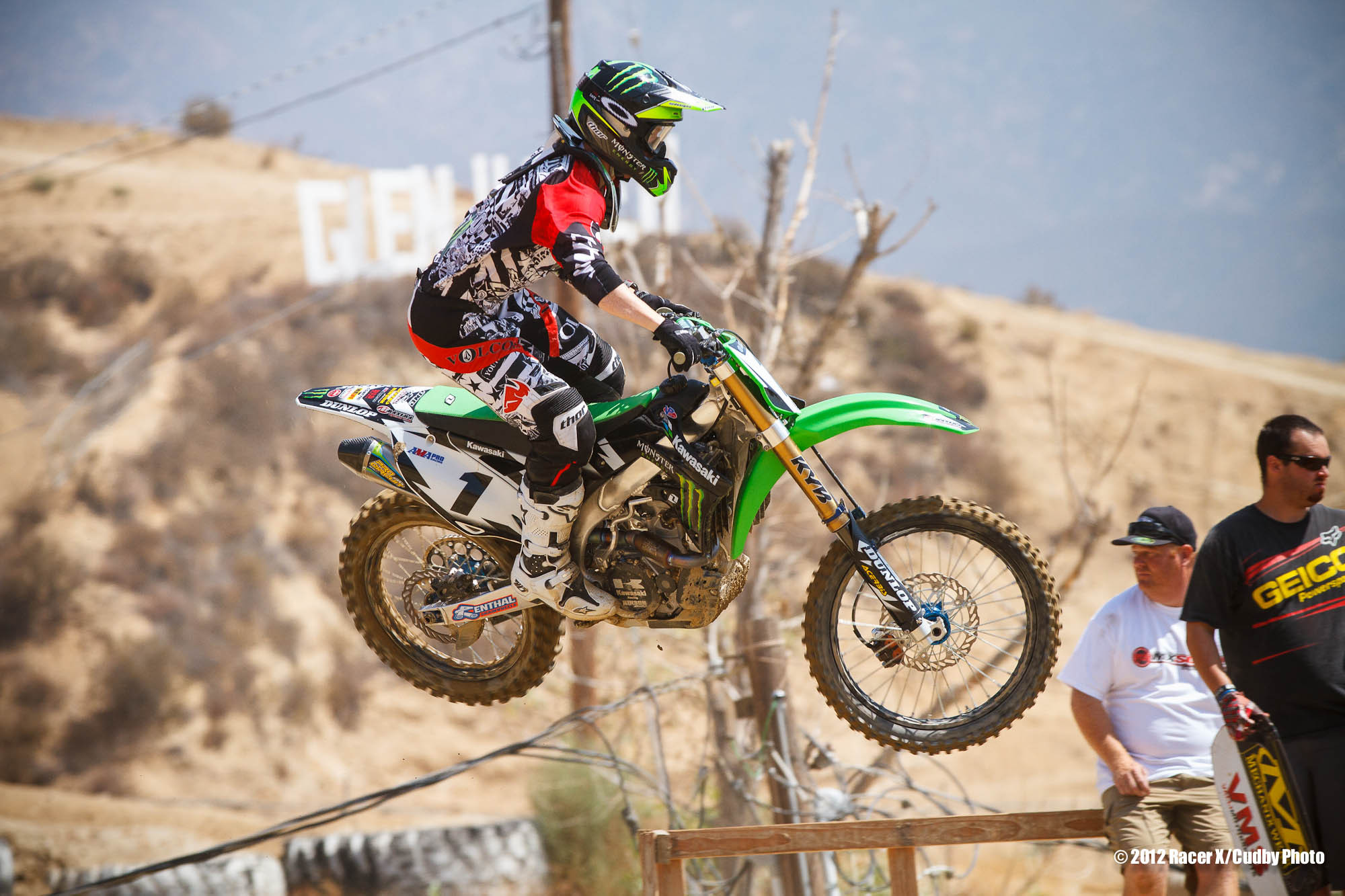 Racer X Films: Ryan Villopoto at Glen Helen