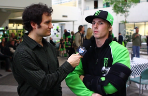 Racer X Films: Kawasaki Team Intro