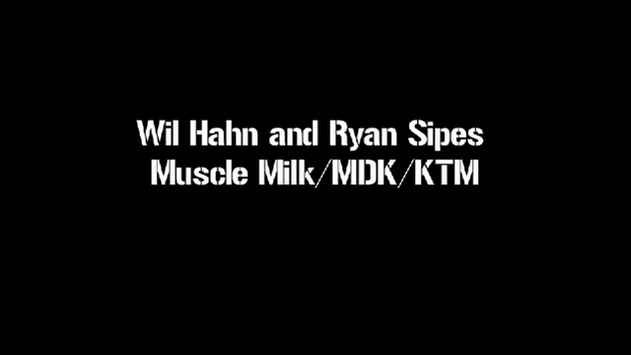 Wil Hahn and Ryan Sipes Video