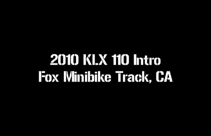 Racer X Films: Kawasaki KLX 110