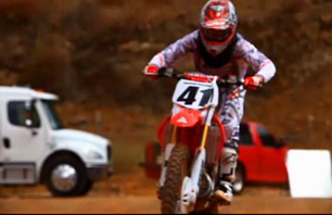 Racer X Films: Trey Canard Honda 450