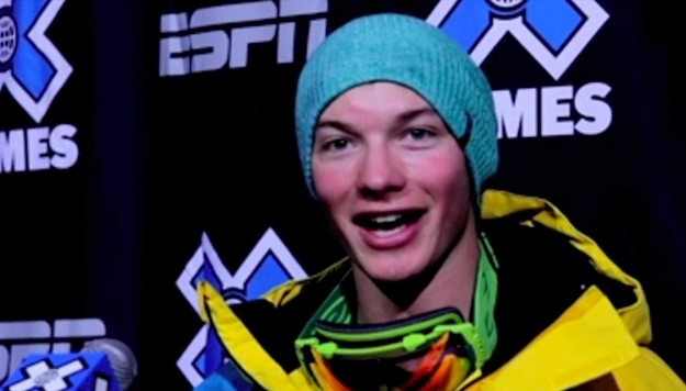 Winter X Games 2012: David Wise Wins Gold In Superpipe Ski