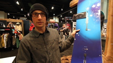 SIA 2012 - Burton Snowboards