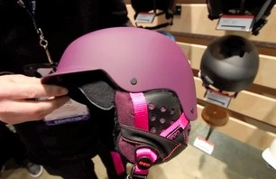 SIA 2012 - RED Helmets Women\'s Line