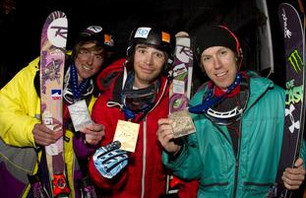 France\'s Rolland Wins Ski Superpipe at Euro X Games