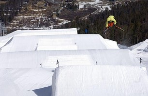 Freeskier Fest Park Test Hits Keystone, CO