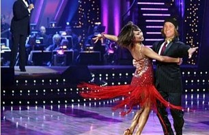 Vito on Dancing with the Stars