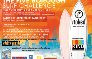 Five Borough Surf Challenge presented by KIND snacks