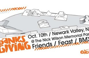Banksgiving Heads to Newark Valley Oct. 10
