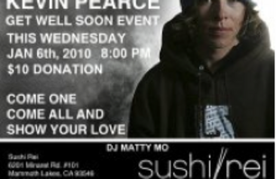 Kevin Pearce Benefit