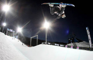 Winter X Games 14 - Torah Bright Injured