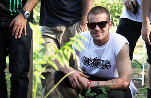 Etnies and Ryan Sheckler Plant Trees in Costa Rica