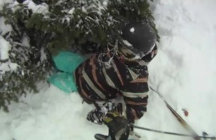 BNQT Must Watch: Skier Nearly Dies in Tree Well