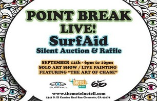 Surfaid Party at No Tell Motel