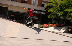 Five Sequences of Skater of the Year Leo Romero