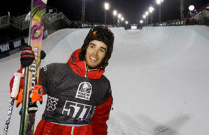 Winter X 14 - Rolland Wins Ski Superpipe