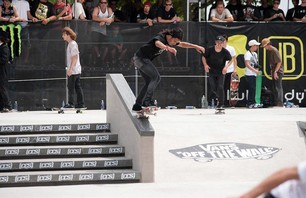 Maloof Money Cup - Saturday Qualifiers Photo 0004