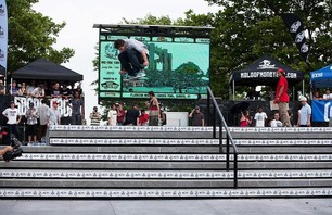 Maloof Money Cup - Saturday Qualifiers Photo 0012