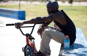 Nigel Sylvester in Phoenix Photo 0004