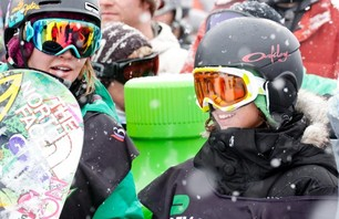 Breck Dew Tour Women\'s SNB Pipe Finals