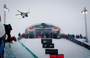 Breck Dew Tour Men\'s Pipe Finals Gallery