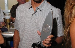 Kelly Slater - Surfer of the Year