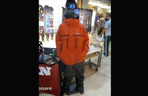 Shaun White at LA Burton Store Photo 0012