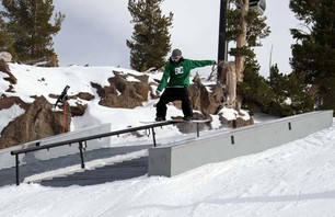 Mammoth Mountain Opening Weekend 2010