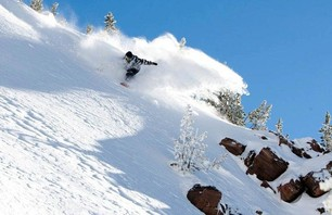 Mammoth Mountain Pow Gallery - Dec 6