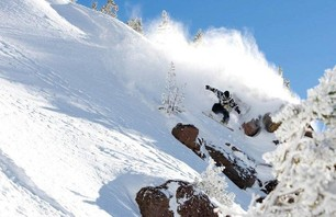 Mammoth Mountain Pow Gallery - Dec 6 Photo 0006