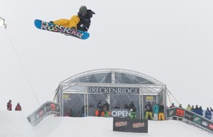 Breck Dew Tour SNB Pipe Qualifiers Gallery